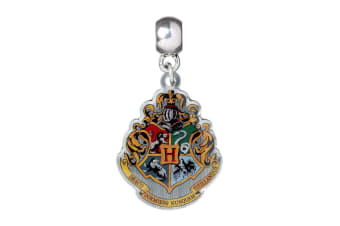 Harry Potter Hogwarts Bracelet Charm (Multicoloured)
