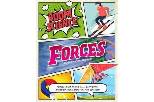BOOM! Science - Forces