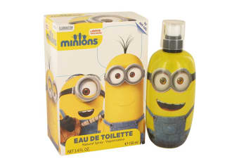 Minions Minions Yellow Eau De Toilette Spray 100ml/3.3oz