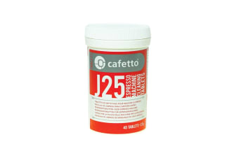 Cafetto J25 Machine Cleaning Tablets