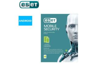 ESET Android Mobile Device Security Internet Protection 1-Year/Software Download