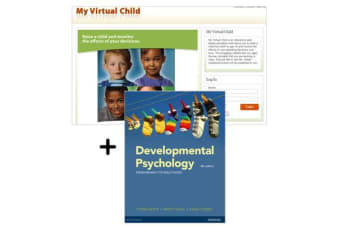 Value Pack Developmental Psychology + MyVirtualChild