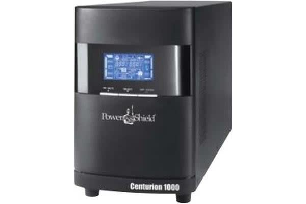PowerShield Centurion 1000VA 900W, True Online Double Conversion