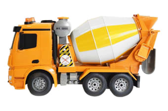 Mercedes-Benz Remote Controlled Kids Concrete Mixer (E528-003)