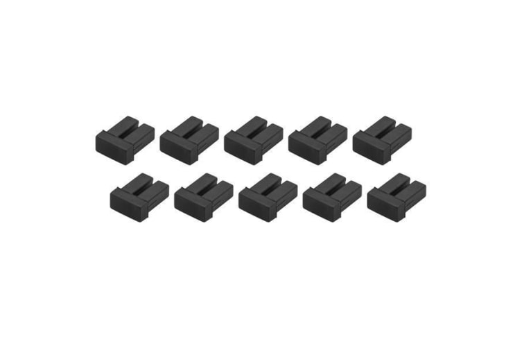 StarTech.com LC SFP Dust Covers - 10 Pack