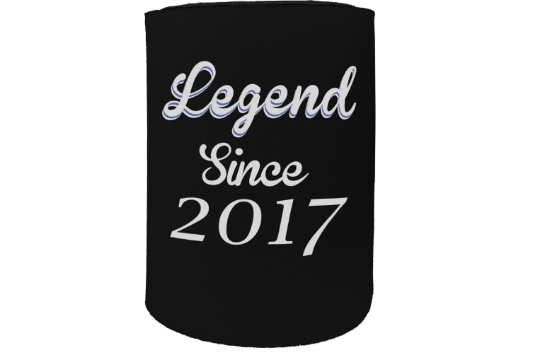 123t Stubby Holder - preview legend 17 - Funny Novelty