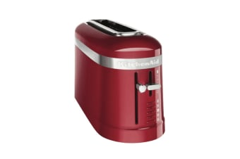 KitchenAid Loft 2 Slice Toaster -  Empire Red (5KMT3115AER)