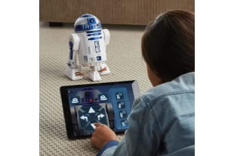 Star Wars R2-D2 Bluetooth App Controlled Droid Robot | iOS & Android