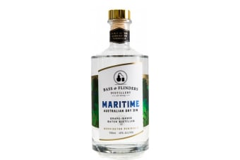 Bass & Flinders Maritime Gin 700mL Bottle