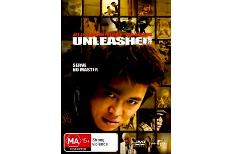 Unleashed - Rare- Aus Stock DVD PREOWNED: DISC LIKE NEW