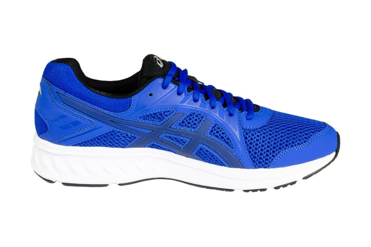 ASICS Men's JOLT 2 Running Shoes (Imperial Blue/White, Size 8)