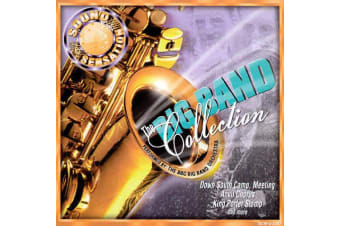 THE BIG BAND COLLECTION Performed by BBC Orchestra 1998 MUSIC CD NEW SEALED