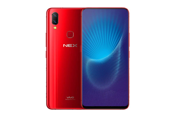 Vivo Nex S Dual SIM (256GB, Red)