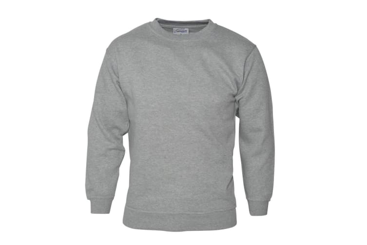 Absolute Apparel Mens Sterling Sweat (Sport Grey) (3XL)