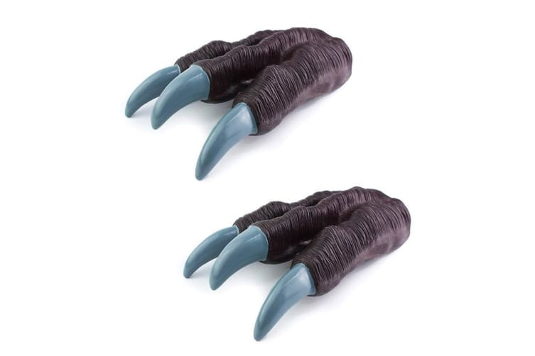 Dinosaur Claws Velociraptor Brown Claws for Kids
