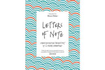 Letters of Note - Correspondence Deserving of a Wider Audience