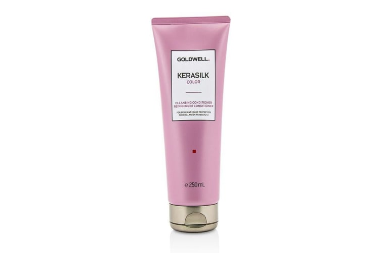Goldwell Kerasilk Color Cleansing Conditioner (For Brilliant Color Protection) 250ml/8.4oz