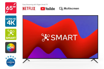 "Kogan 65"" Smart HDR 4K LED TV (Series 8 LU8010)"