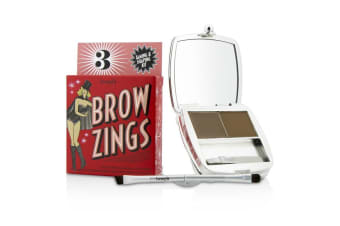 Benefit Brow Zings (Total Taming & Shaping Kit For Brows) - #3 (Medium) 4.35g/0.15oz
