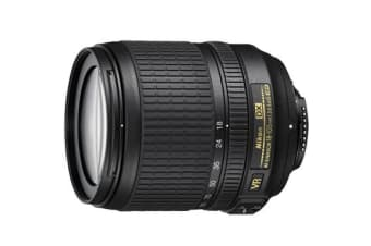New Nikon AF-S DX NIKKOR 18-105mm f/3.5-5.6G ED VR Lens (FREE DELIVERY + 1 YEAR AU WARRANTY)