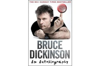 What Does This Button Do? - The No.1 Sunday Times Bestselling Autobiography