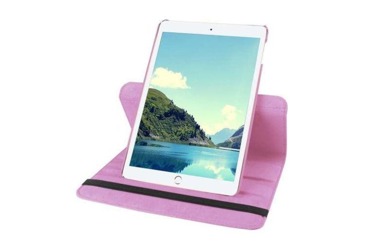 For iPad Mini 4 Case  Leather High-Quality Durable Shielding Cover Pink