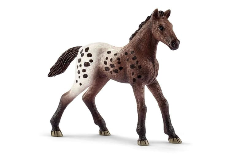 Schleich Appaloosa Foal Toy Figure