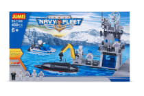 Jumei Building Blocks - Navy Fleet
