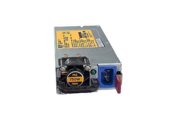 HPE HP 750W CS GOLD HOT PLUG POWER SUPPLY KIT