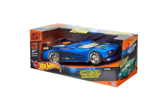 Hot Wheels Hyper Racer Spin King with Lights & Sounds
