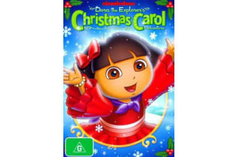 Dora the Explorer's Christmas Carol Adventure