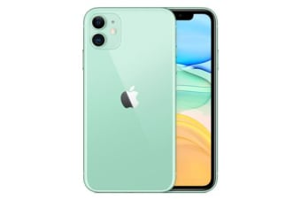 Brand New Apple iPhone 11 256GB 4G LTE Green (12MTH AU WTY)