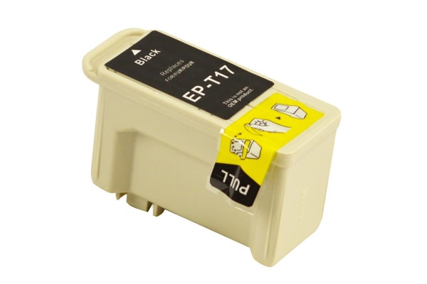 T017 Black Compatible Inkjet Cartridge