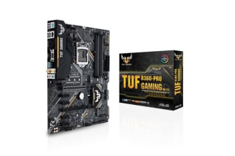 ASUS TUF B360-PRO GAMING WIFI ATX Form