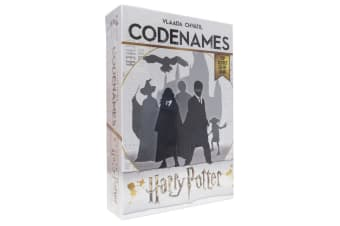 Codenames: Harry Potter Edition Card Game | Award-Winning Game!
