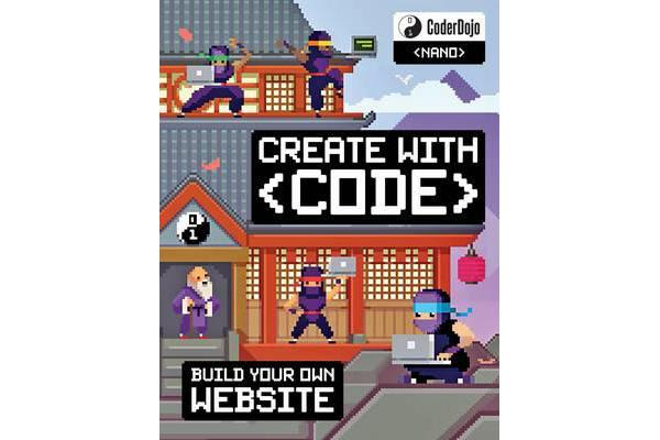 CoderDojo: My First Website - Create with Code