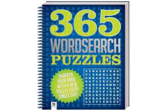 365 Puzzles - Word Search