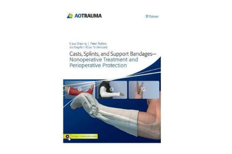Casts, Splints, and Support Bandages - Nonoperative Treatment and Perioperative Protection