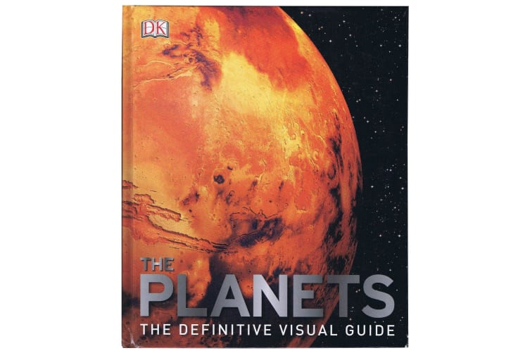 The Planets - The Definitive Visual Guide