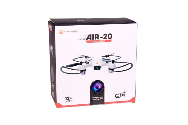 Laser 2.4G 6 Axis Drone with 640x640 FPV WiFi Camera (DRONE-WF20)