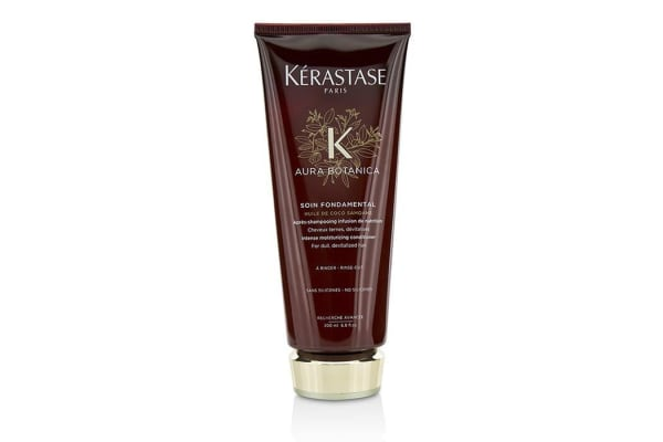 Kerastase Aura Botanica Soin Fondamental Intense Moisturizing Conditioner (For Dull, Devitalized Hair) (200ml/6.8oz)