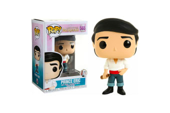 The Little Mermaid Prince Eric Pop! Vinyl
