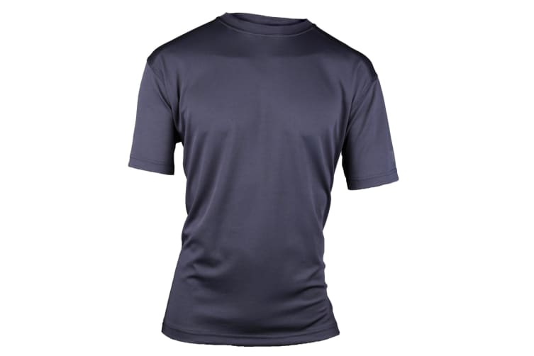 Caterpillar Mens C1510008 Conquest Workwear T-Shirt (Graphite) (3XL)