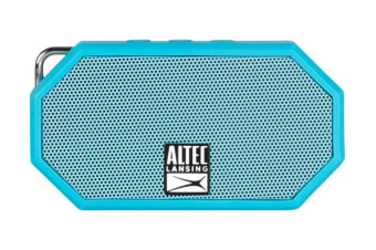 Altec Lansing Mini H20 'Everything Proof' Bluetooth Speaker - Aqua Blue