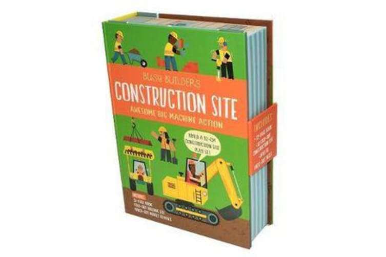 Busy Builders - Construction Site