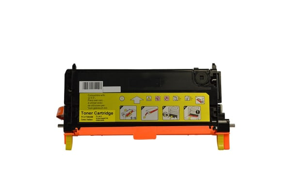 CT350488 Premium Generic Yellow Toner