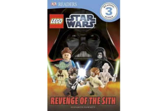 DK Readers L3 - Lego Star Wars: Revenge of the Sith
