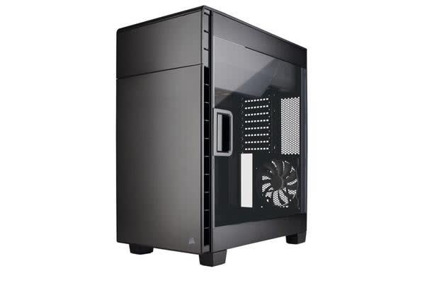 Corsair 600C Inverse ATX Case w/ Side Window. Supports Mini-ITX, MicroATX, ATX, EATX