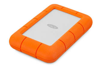 LaCie Rugged Mini Drop Resistant 4TB Hard Drive