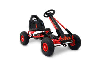 Kids Pedal Go Kart (Red)